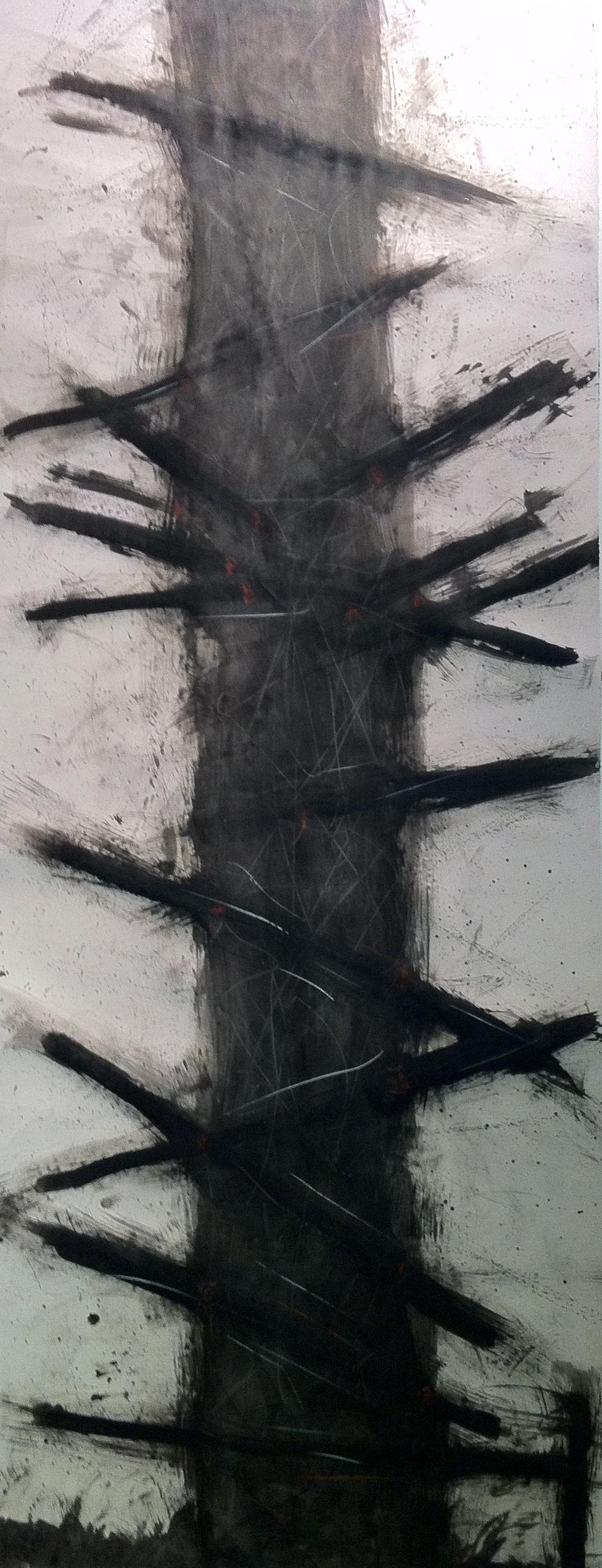 Saint Sebastian (Abstract)
