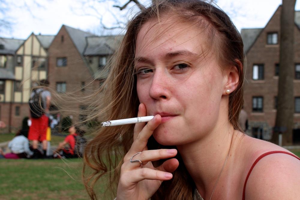 Smoke why do girls The Smoking