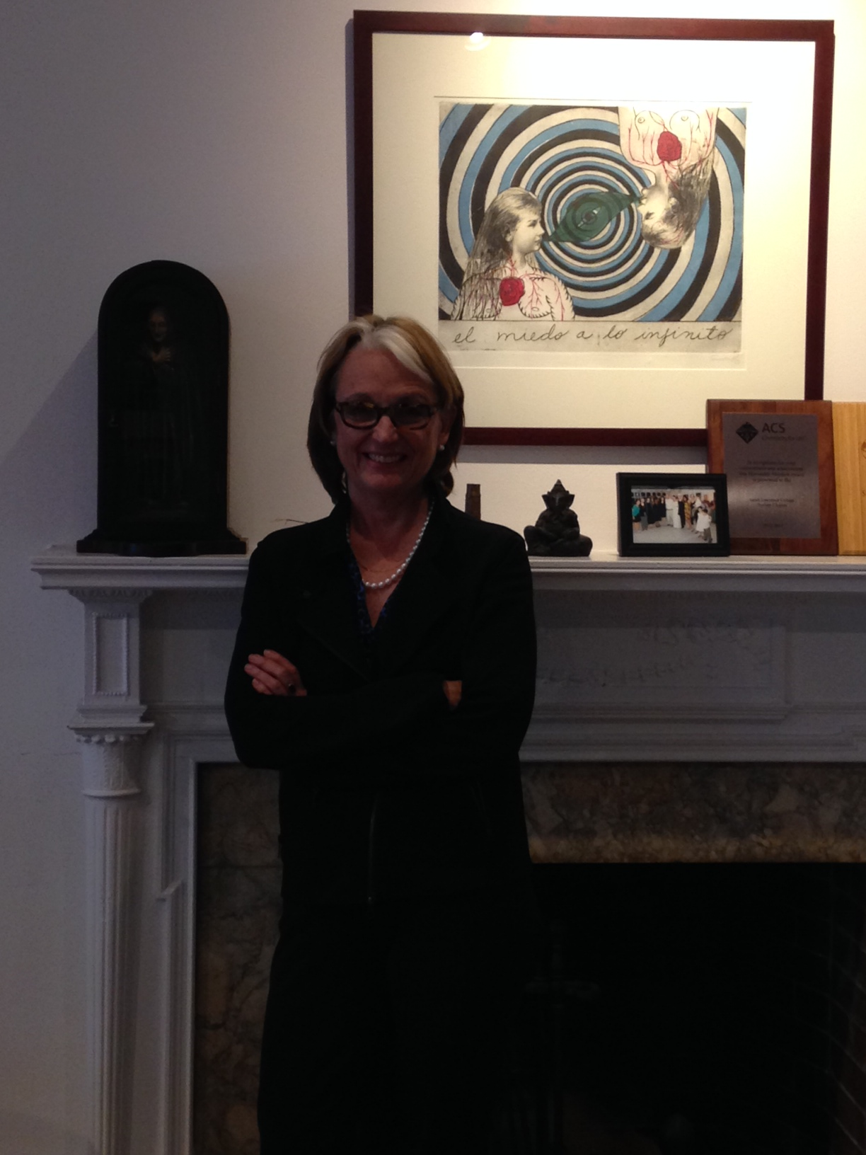 Dean of the College Jerrilynn Dodds is stepping down after six years in her position.Photo by Janaki Chadha '17.