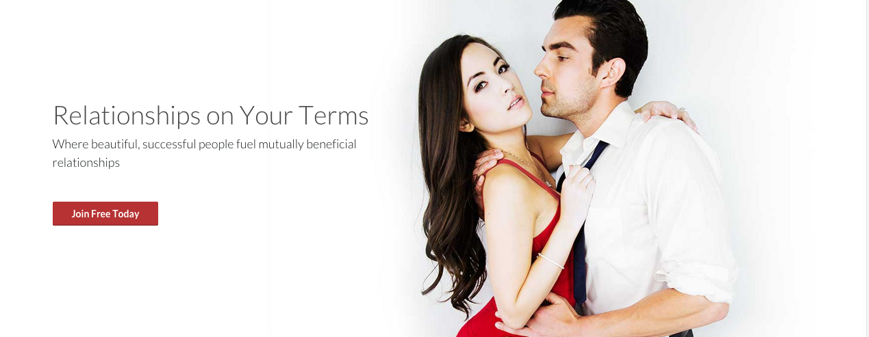 SCREENSHOT FROM SEEKINGARRANGEMENT.COM