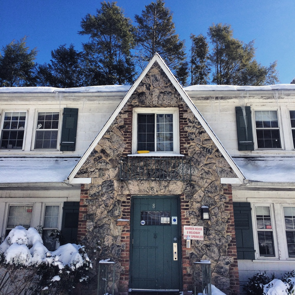 Warren-Green, one of the Mead Way houses.  Photo credit: Katie Lee