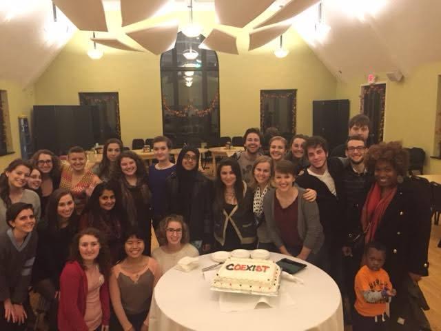 A past Interfaith Union Dinner. Photo Credit: Mallory Kovit