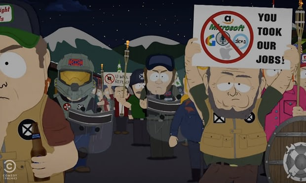 Image:  SouthPark/Comedy Central