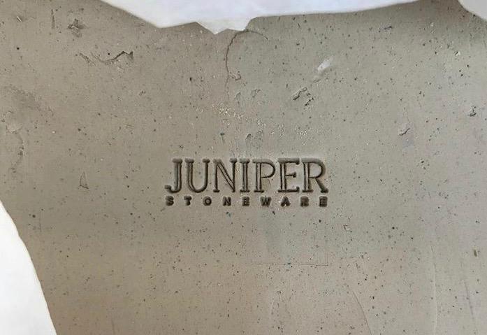 Juniper Stoneware Ceramics