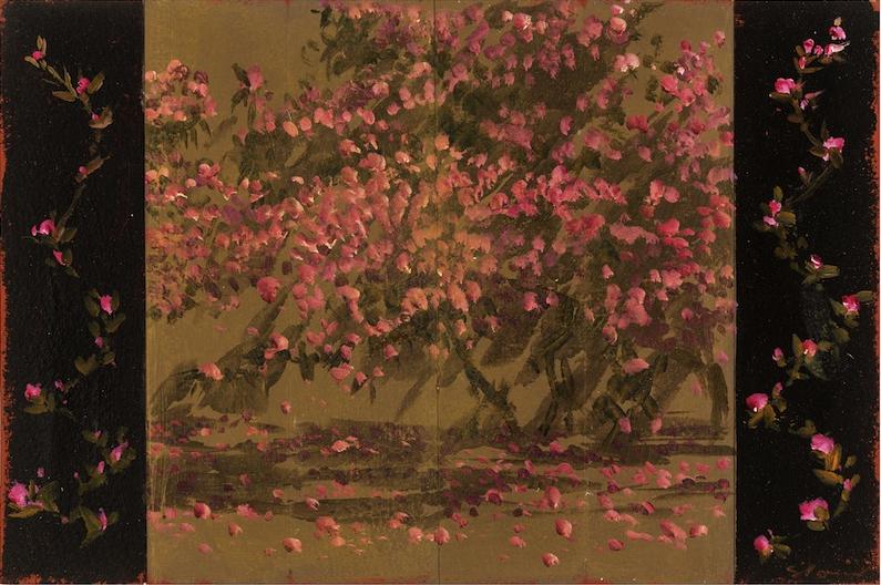 Tim Storrier Rose Garden
