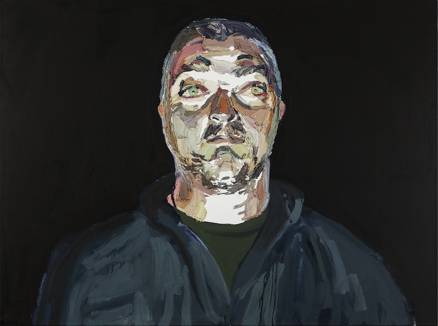 BEN QUILTY born 1973 Lloydy 2010
