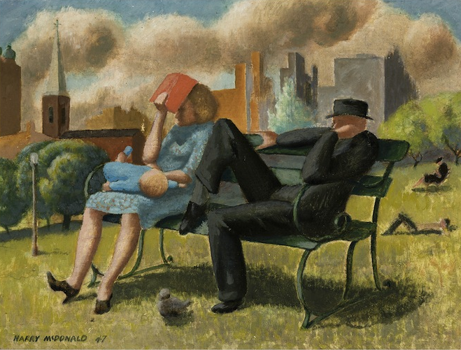 HENRY REGINALD (Harry) McDONALD (1914–78) Sunday Afternoon 1947