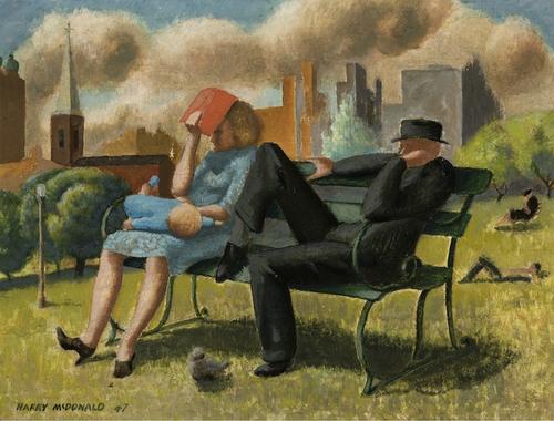 Harry McDonald, Sunday Afternoon 1947