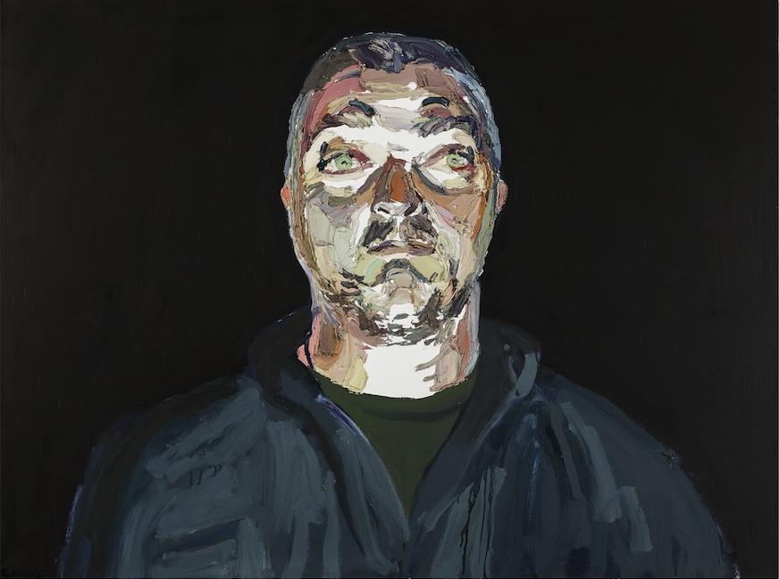 Ben Quilty - Lloydy, 2010