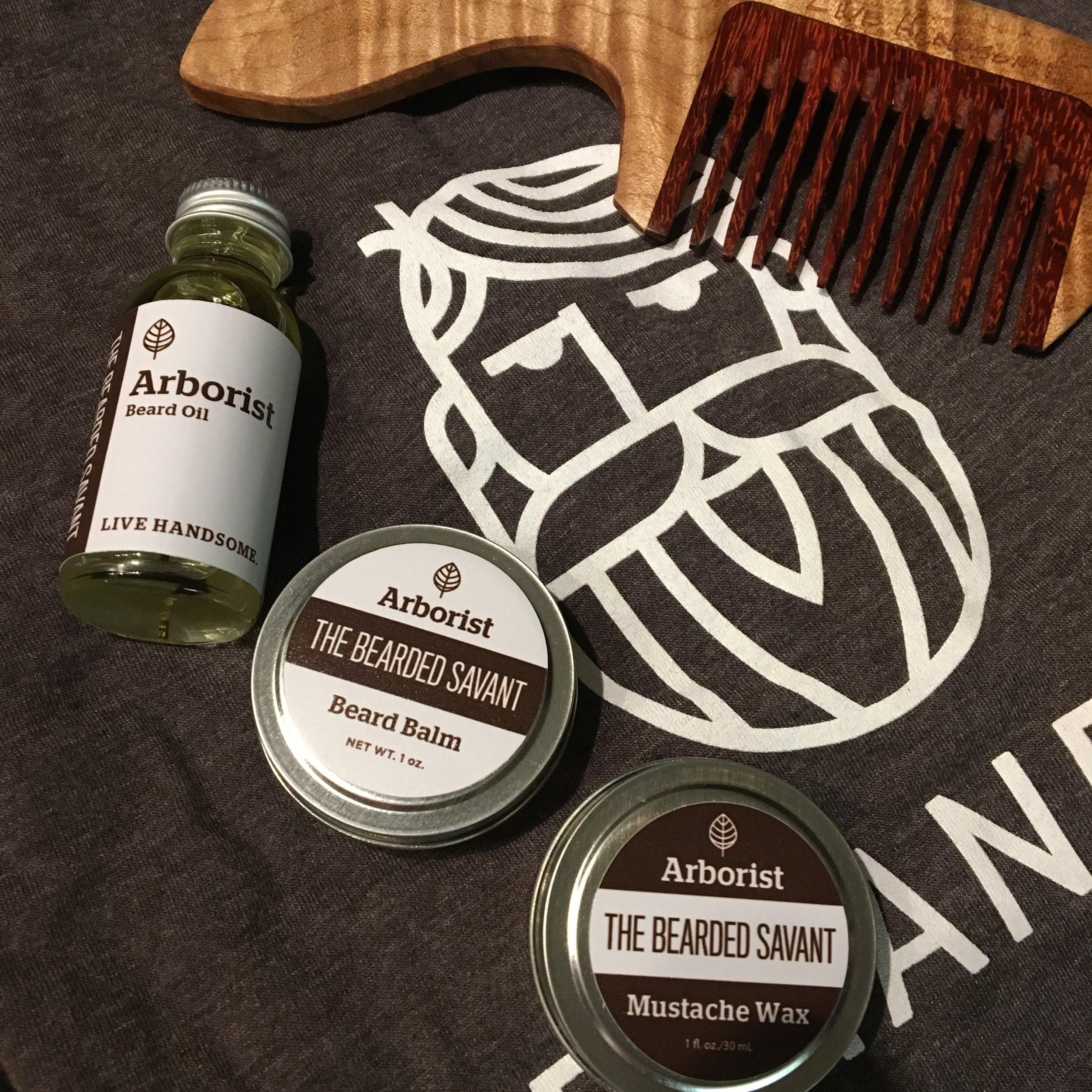 The Bearded Savant Package