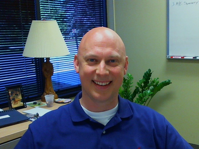 Tom Huseby,  Senior Accountant