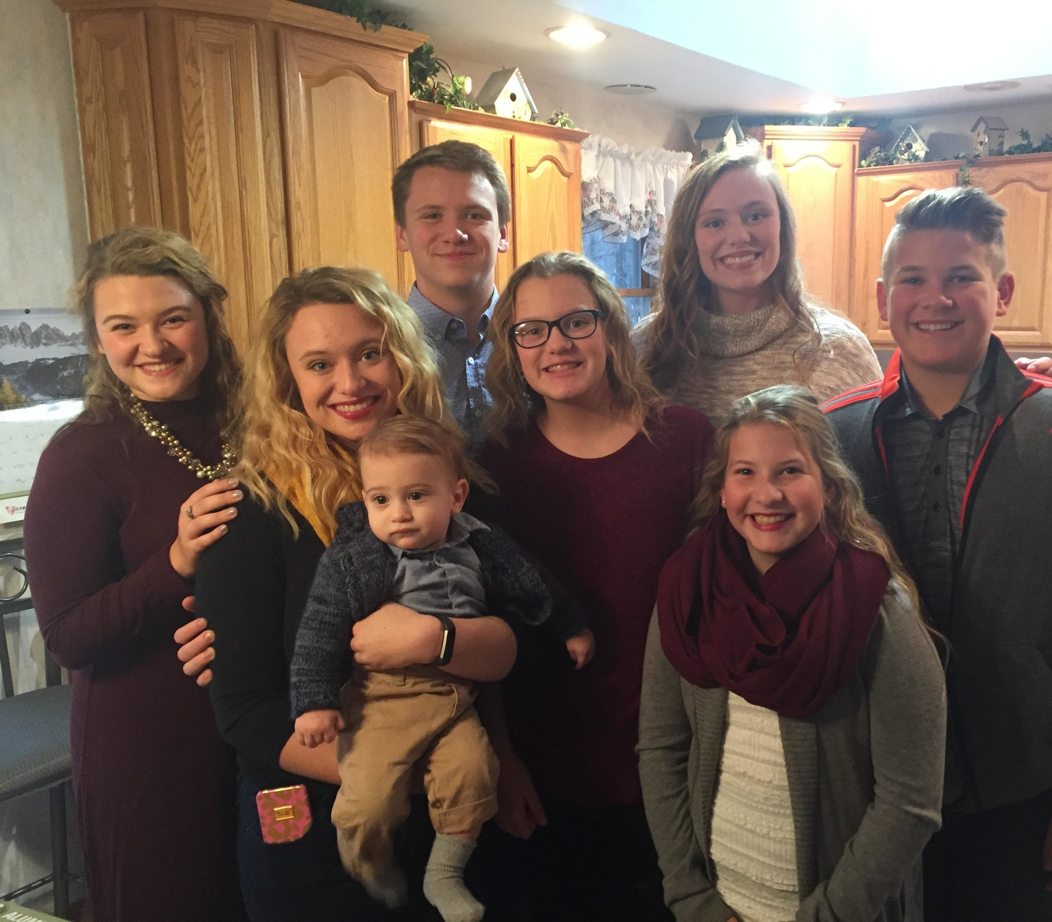 Jim's grandchildren