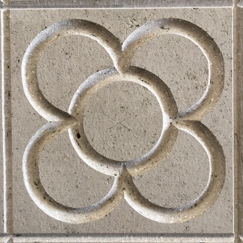 Rose-tile-barcelona-customtile-engraving-spain
