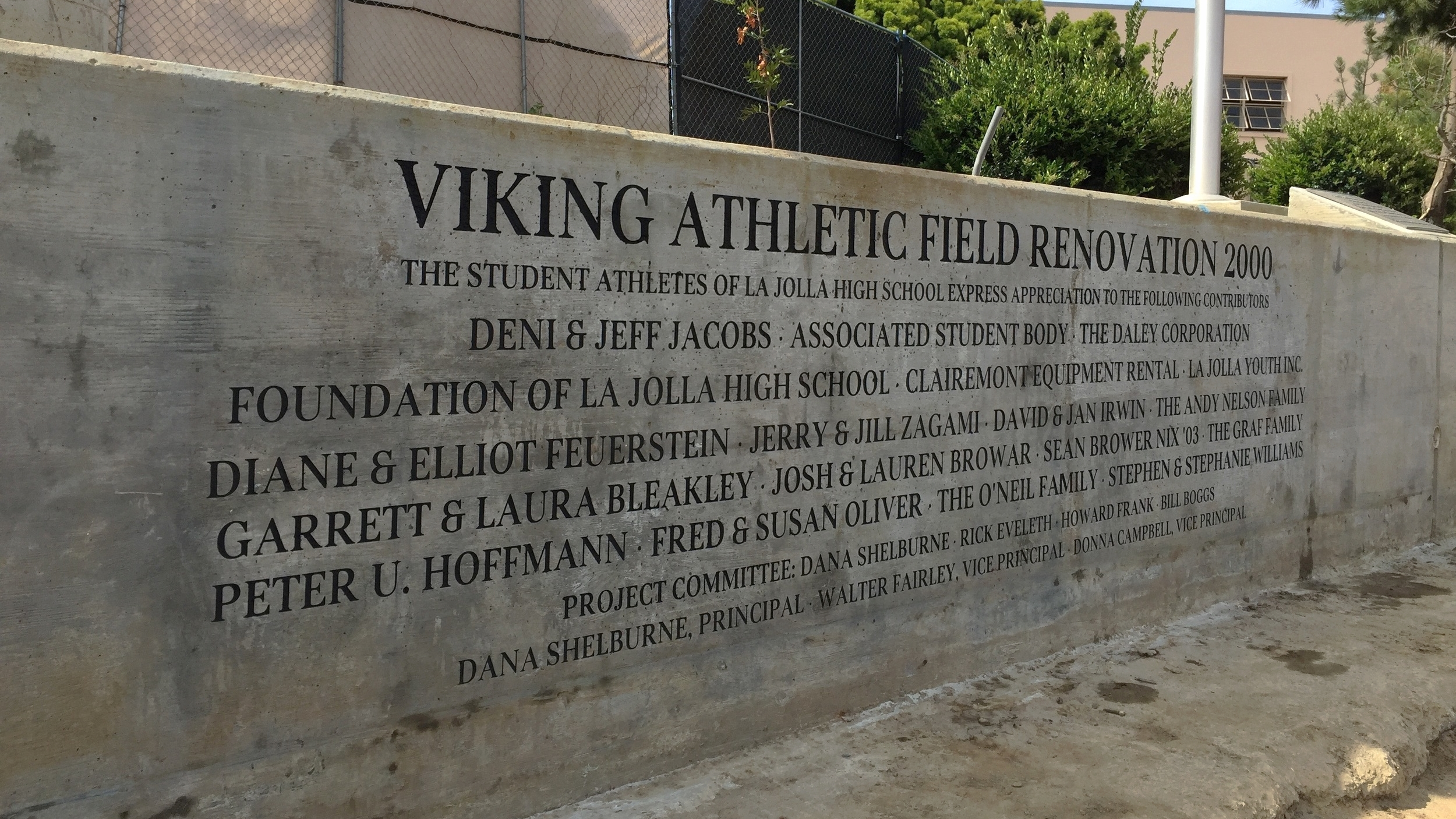 Viking Athletic Field Renovation