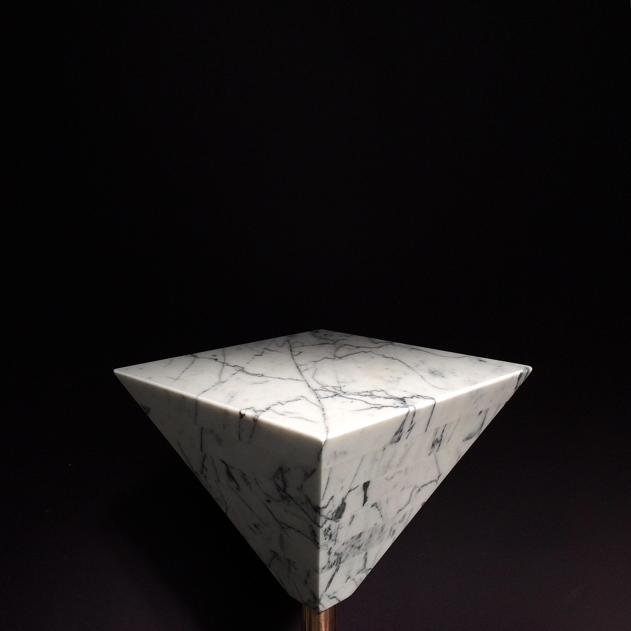 Statuary marble detail