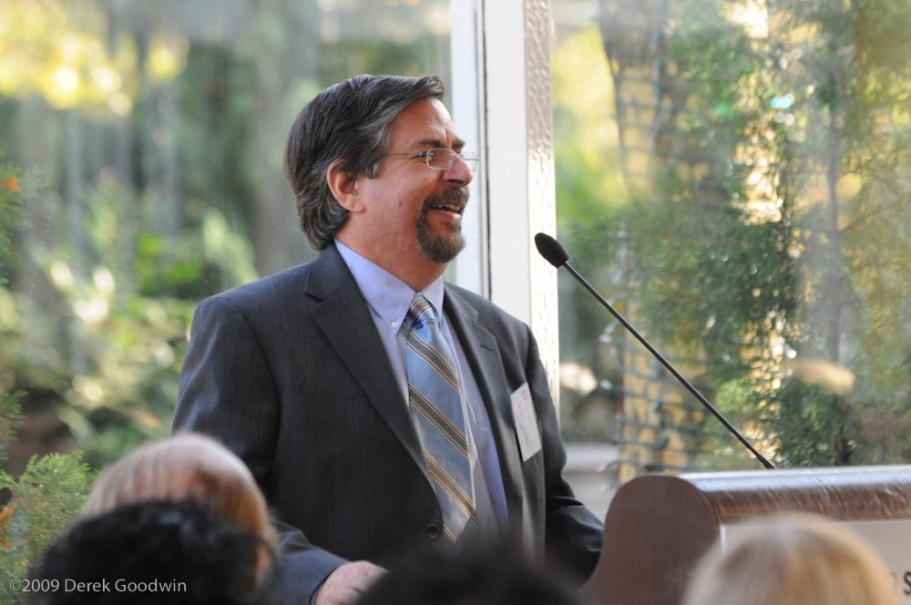 Executive Director Dr. Allan Kornberg