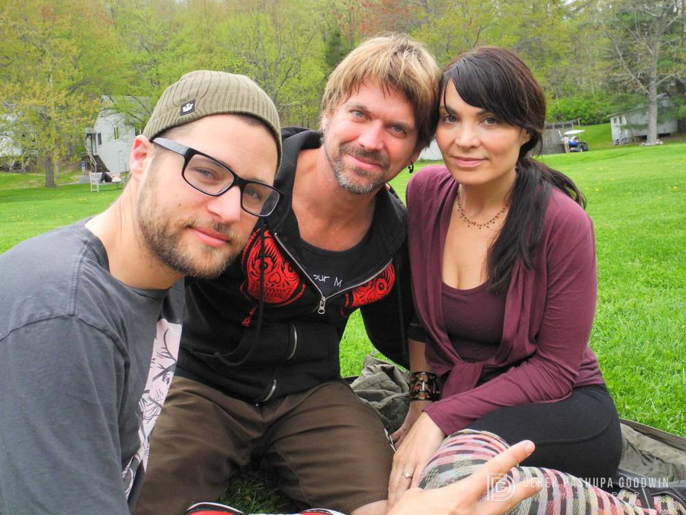 Pashupa with MC Yogi & Amanda