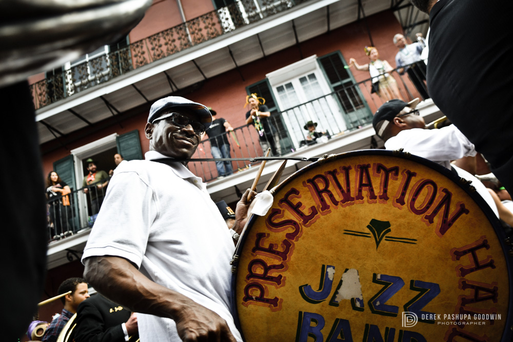 Preservation Hall Jazz Band at St Annes Parade