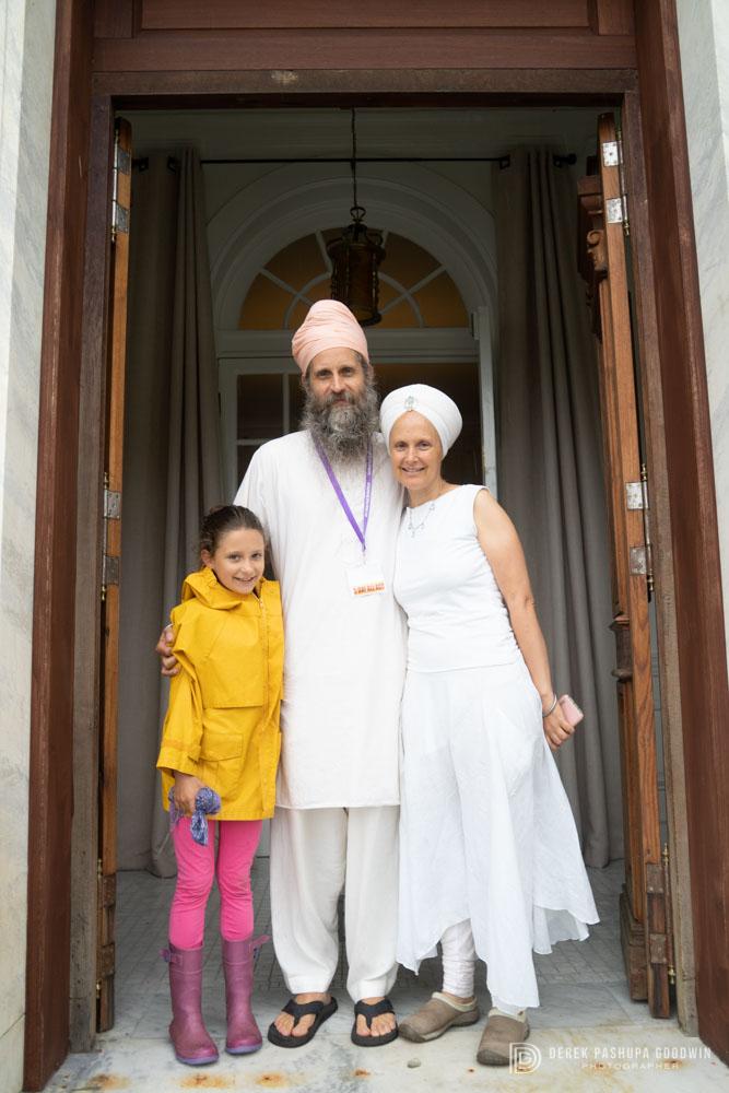 Snatum Kaur family