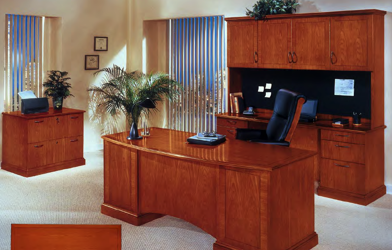 Contemporary / Transitional Veneer Shown in the Belmont 7132 style