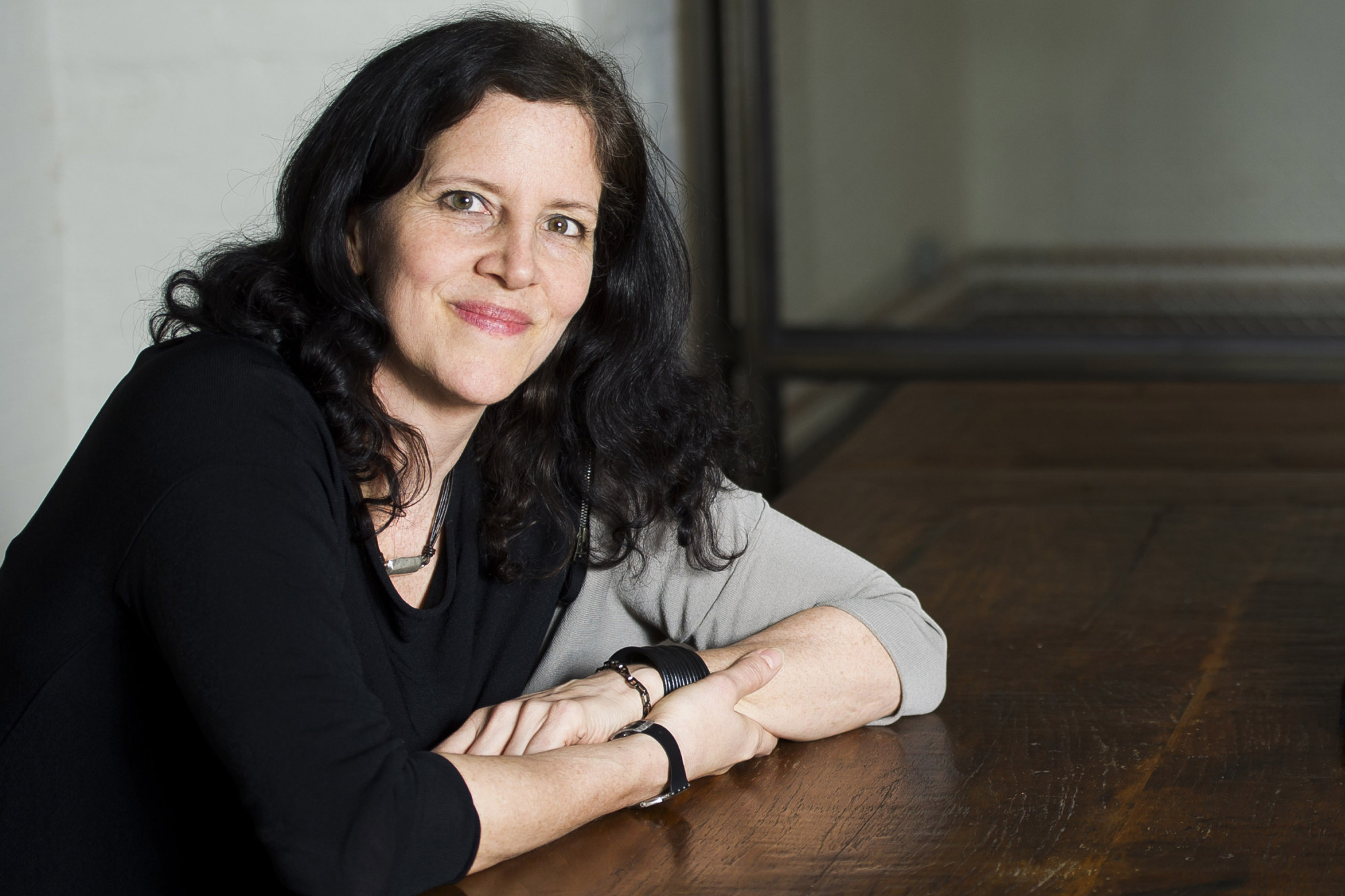 Laura Poitras is the filmmaker and the first person that contacted Edward Snowden.