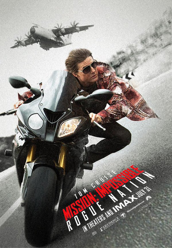 Mission Impossible 5: Rogue Nation — Rio Theater & Cafe