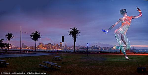 Bliss Dance, Treasure Island San Francisco