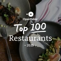 Top 100 Restaurants in America for 2015