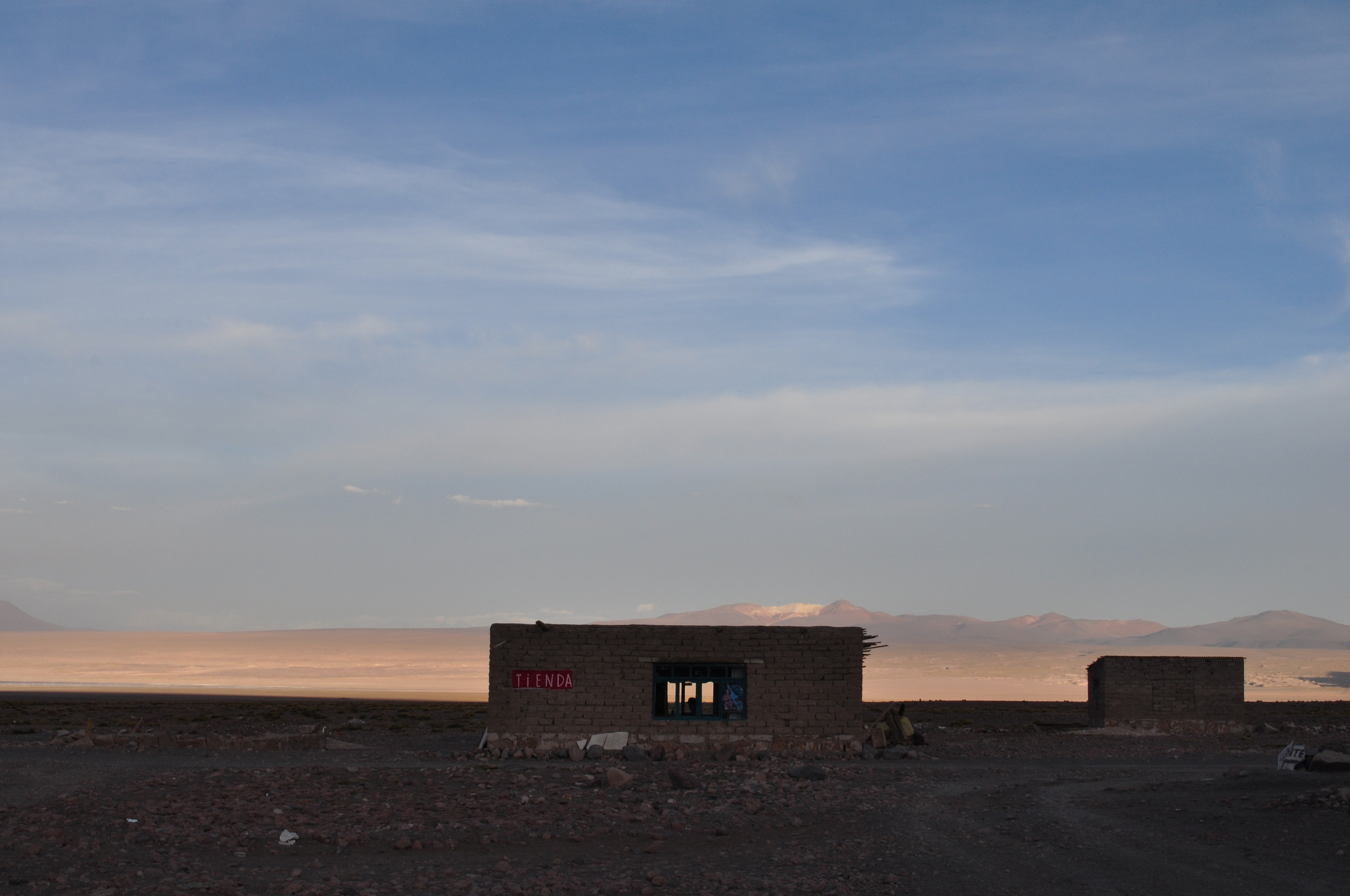 contrast - Bolivia
