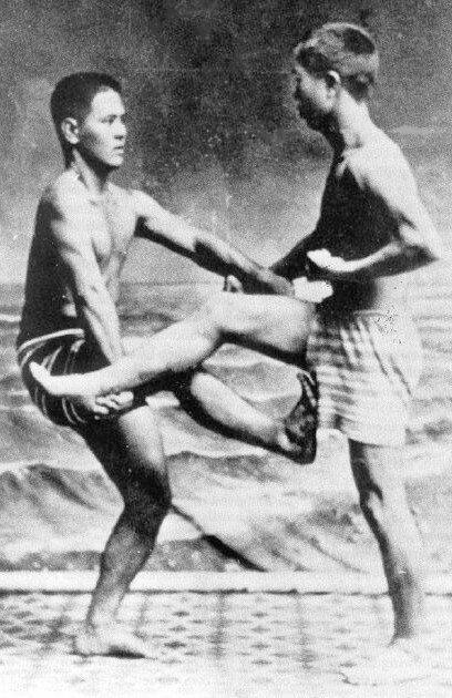 Chojun Miyagi & Juhatsu Kyoda