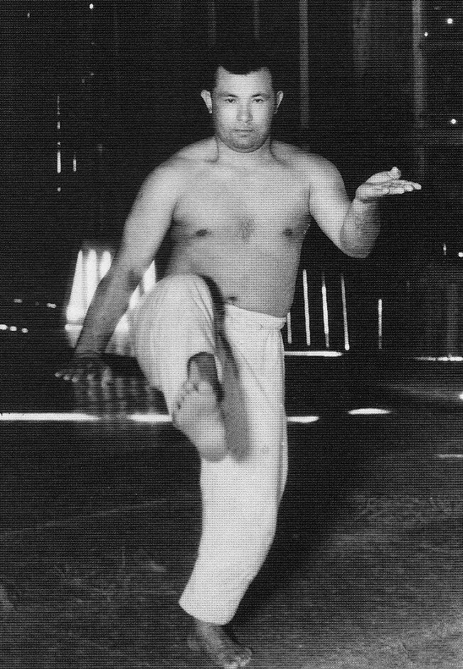 Ei'ichi Miyazato Saifa Kata