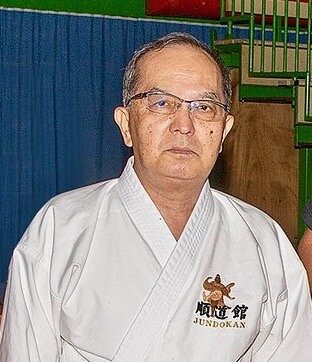 Yoshihiro Miyazato Kancho