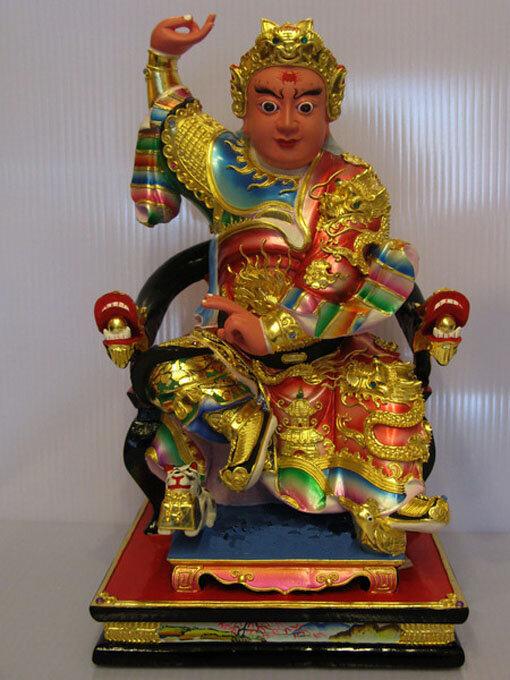 Tian Du Yuan Shuai Statue