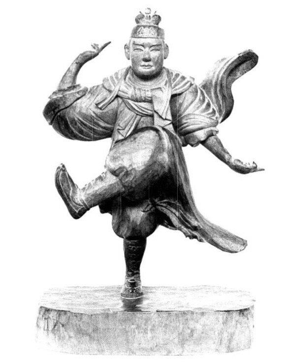 Busaganashi Statue