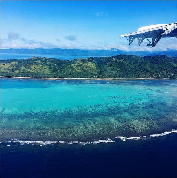 Fiji Flights Taveuni Savusavu
