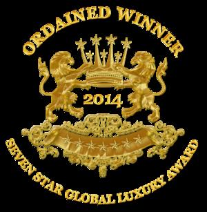 Seven Star Fiji Luxury Hotel Winner 2014