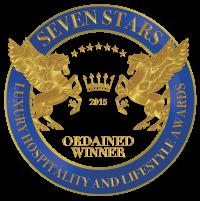 Seven Star Fiji Luxury Hotel Winner  2015