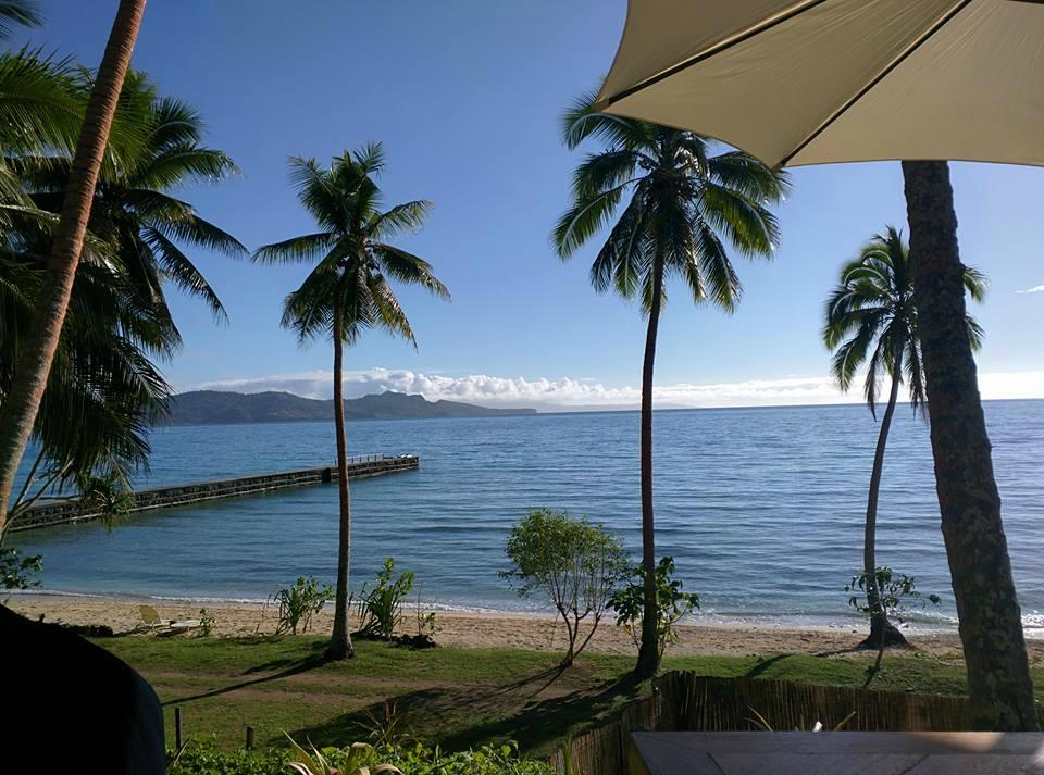 Remote Resort Beachfront Fiji