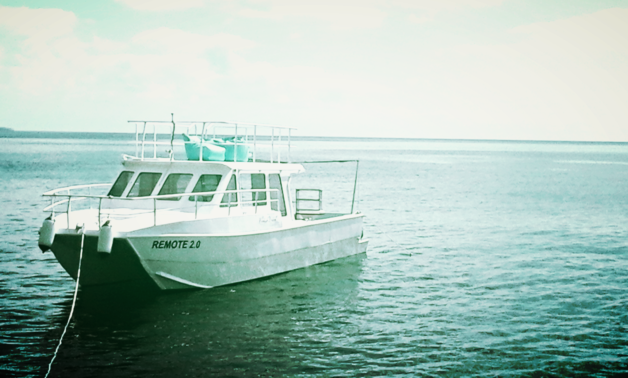 Take a Kioa Snorkel Tour from The Remote Resort Fiji Islands
