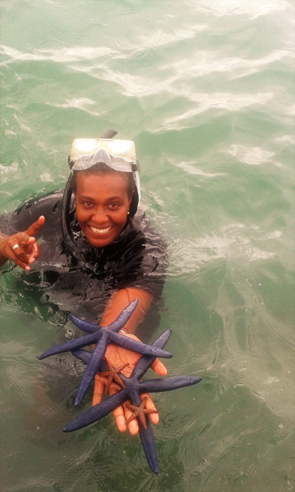 Guided snorkeling @ The Remote Resort, Fiji Islands