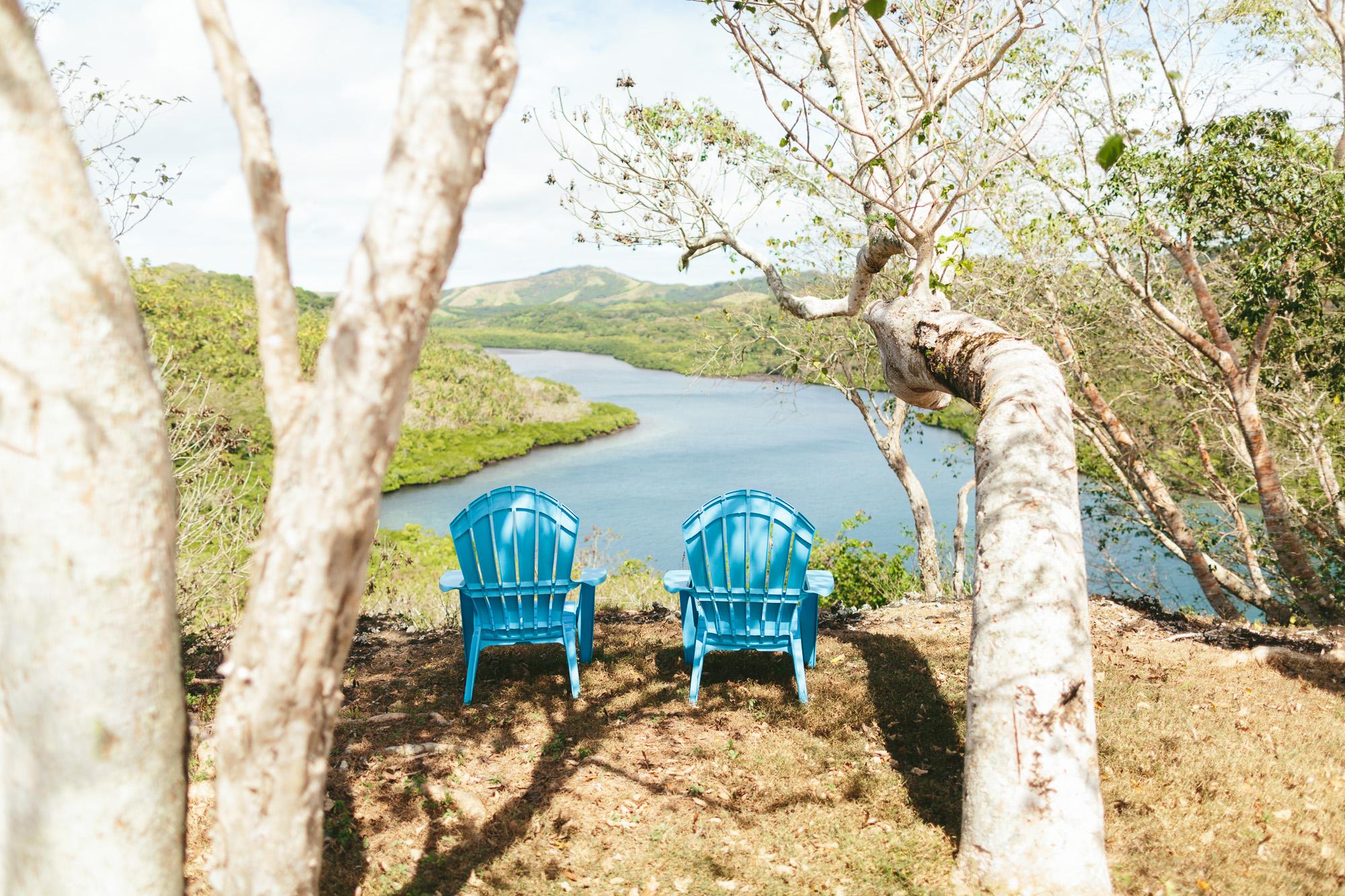 Hike to the peak - The Remote Resort Fiji Islands - Fiji Resort