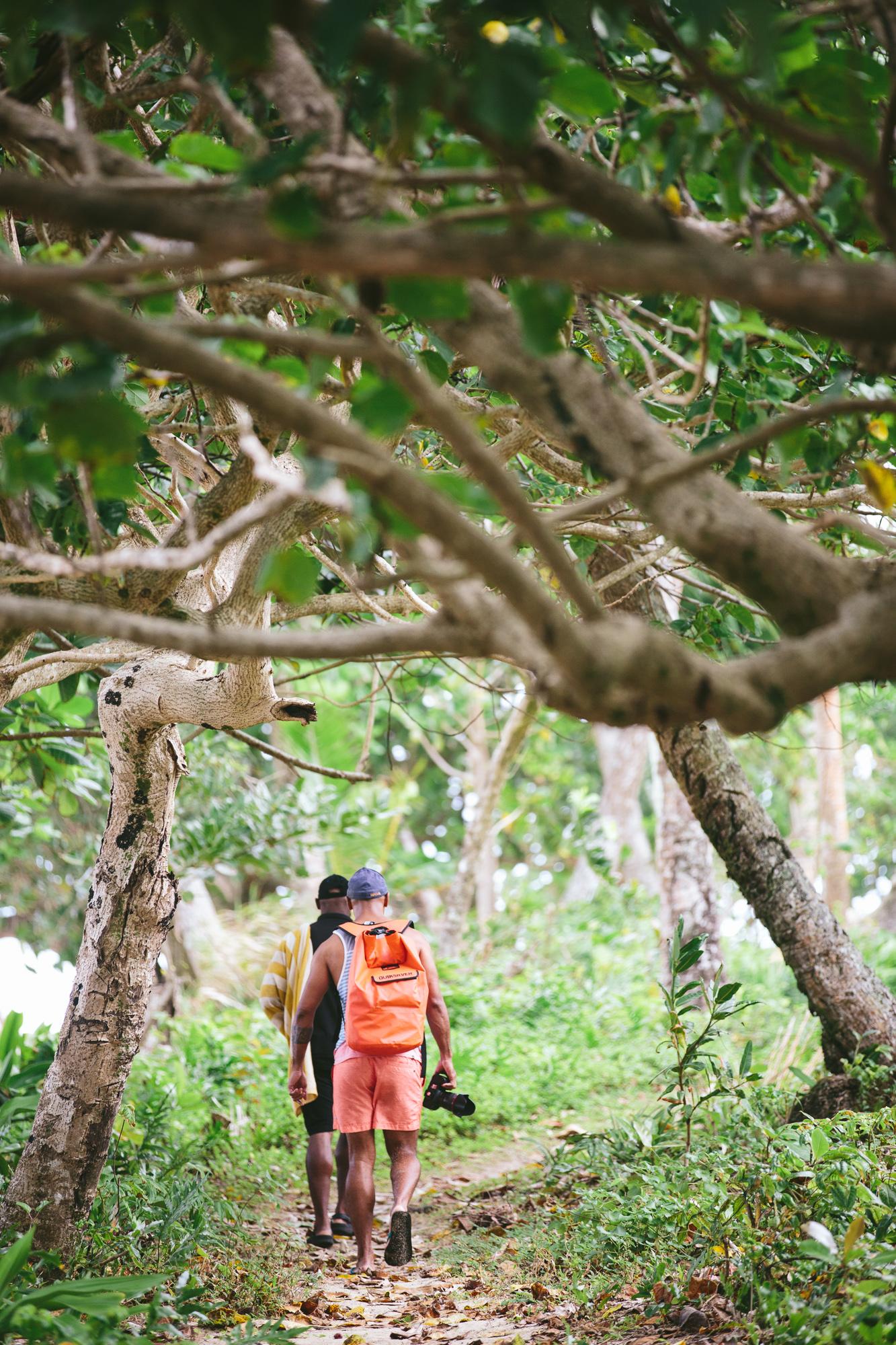 Hiking - Lavena Coastal Walk - Taveuni - The Remote Resort, Fiji Islands - Waterfalls