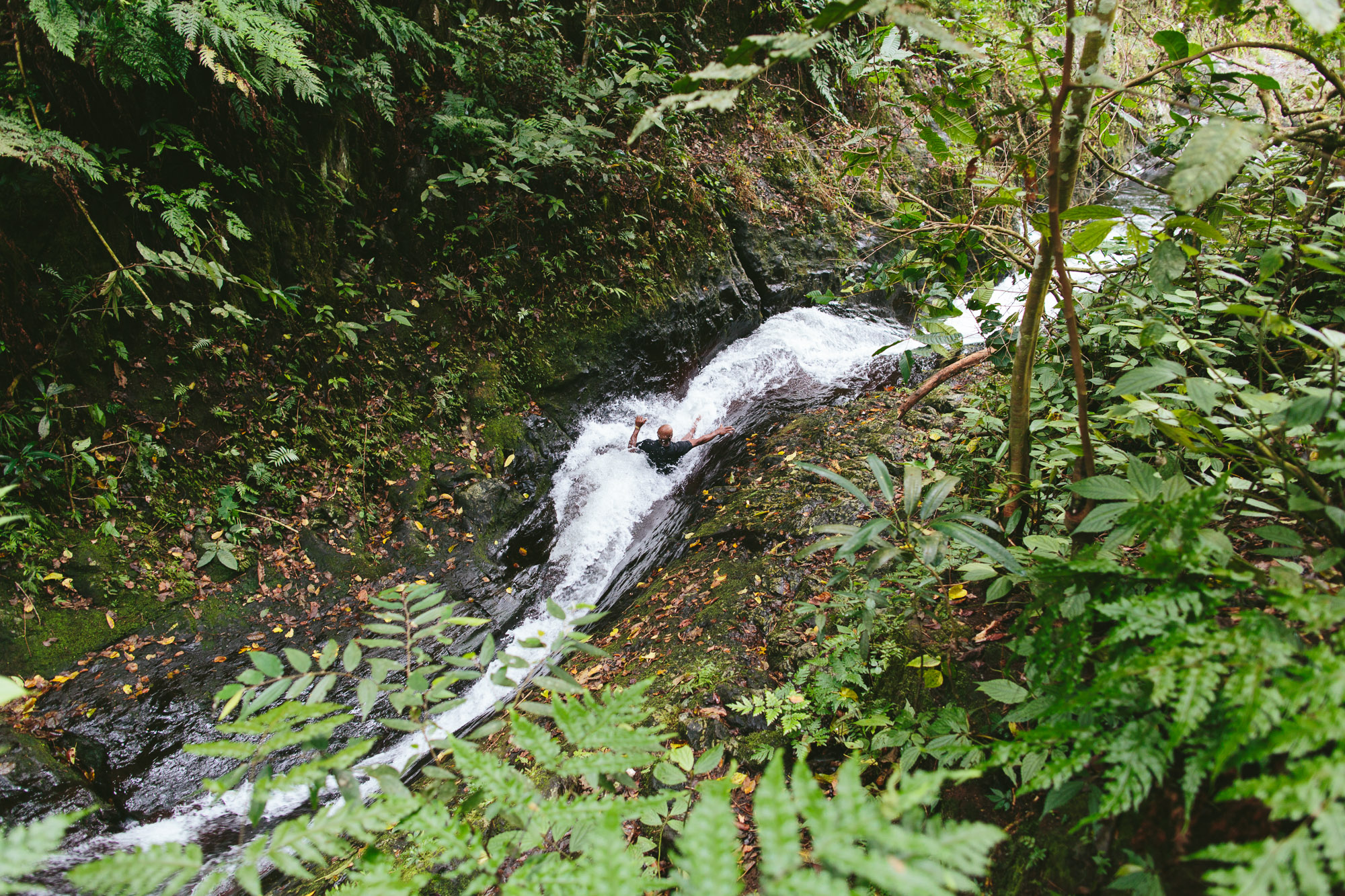 Natural Waterslides - Taveuni Insider Day Trip - The Remote Resort Fiji Islands