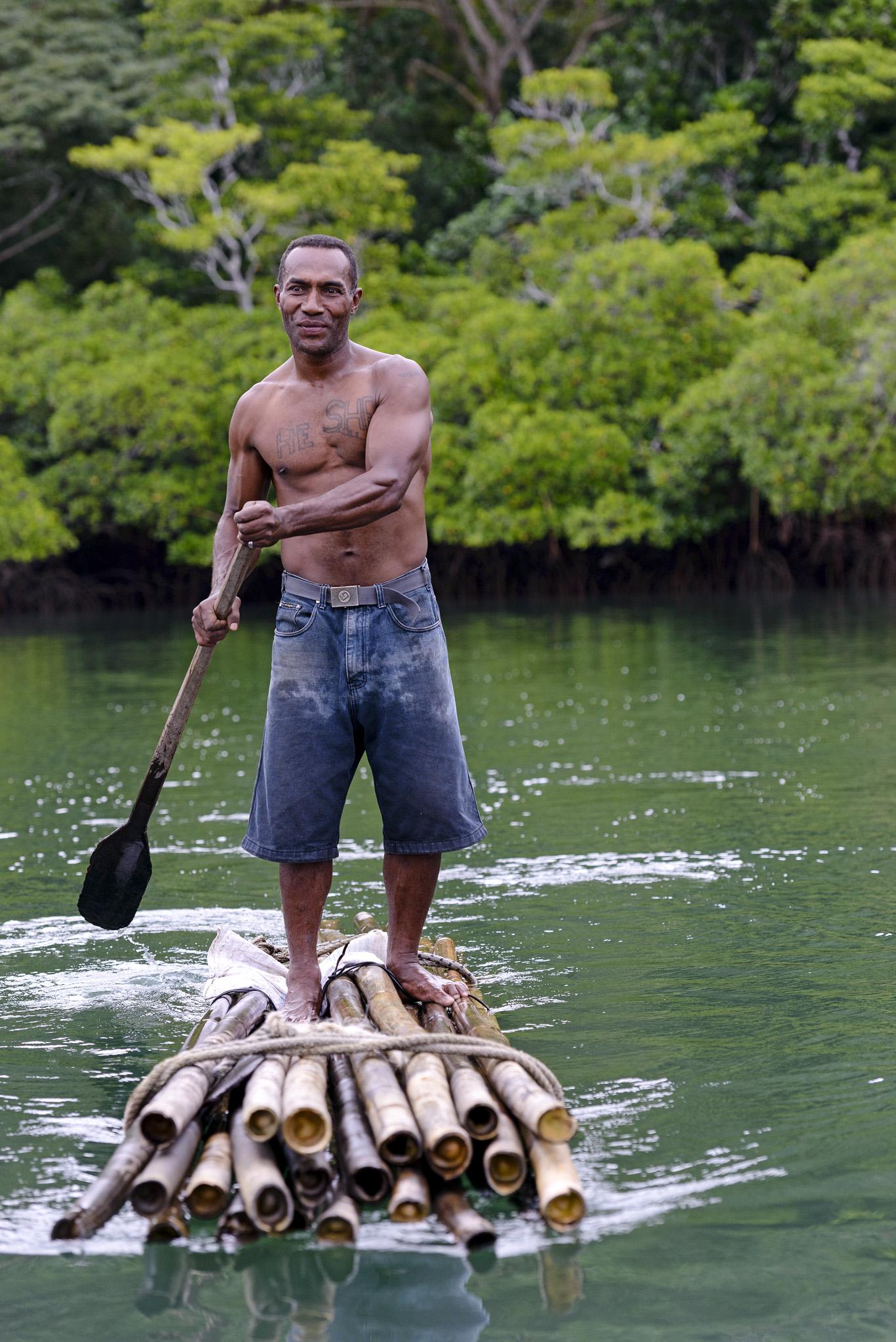Fiji Billibilli - Back Bay - The Remote Resort, Fiji Islands