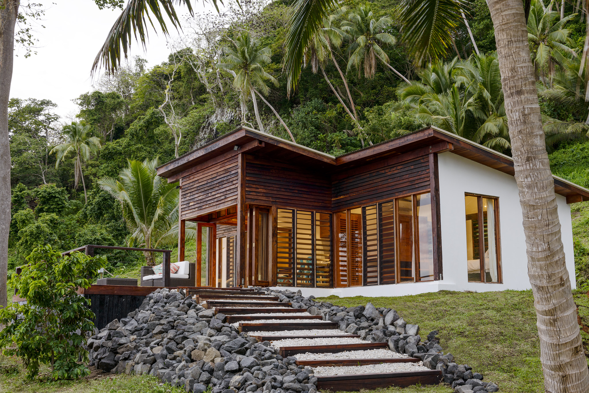 Two-bedroom Villa - Fiji family accommodation