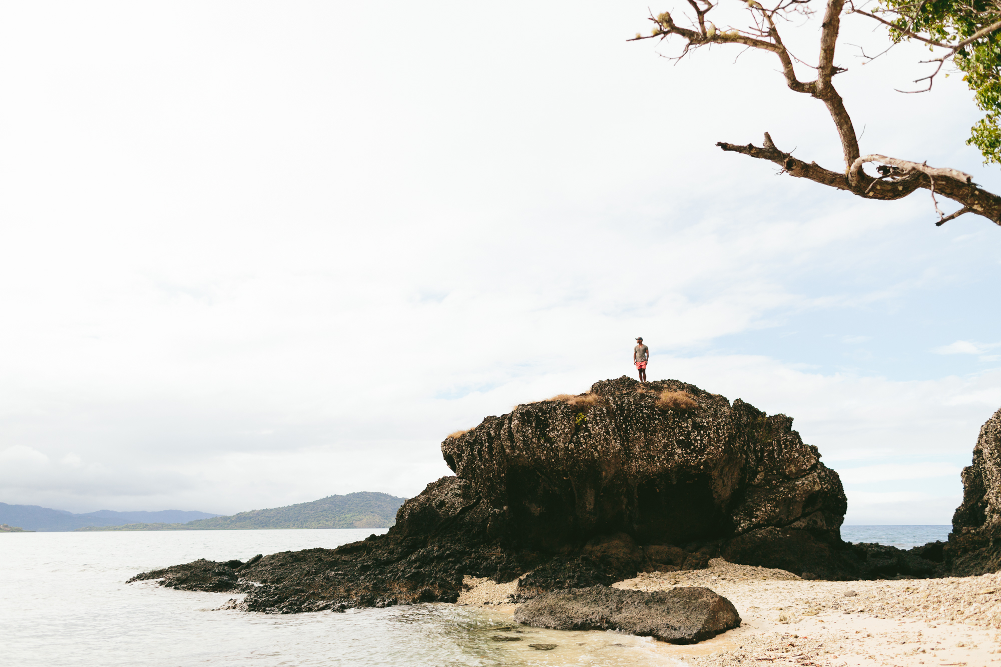 Hidden Beach Castaway Day - The Remote Resort, Fiji Islands - Fiji Resort