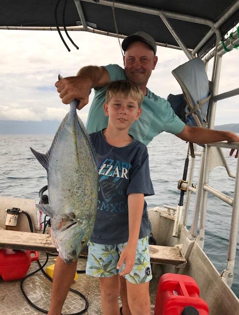 Fiji Fishing
