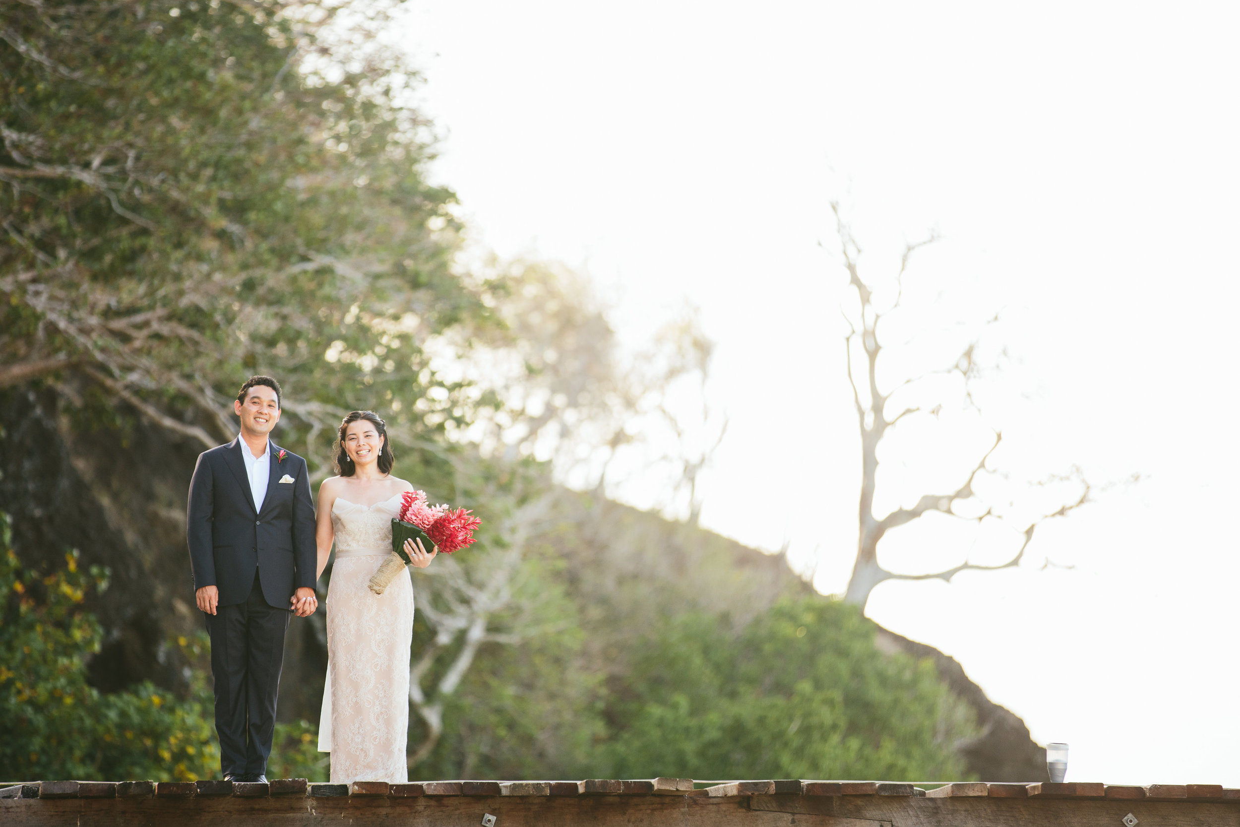 Fiji Wedding Elopement - The Remote Resort Fiji Islands - Jetty