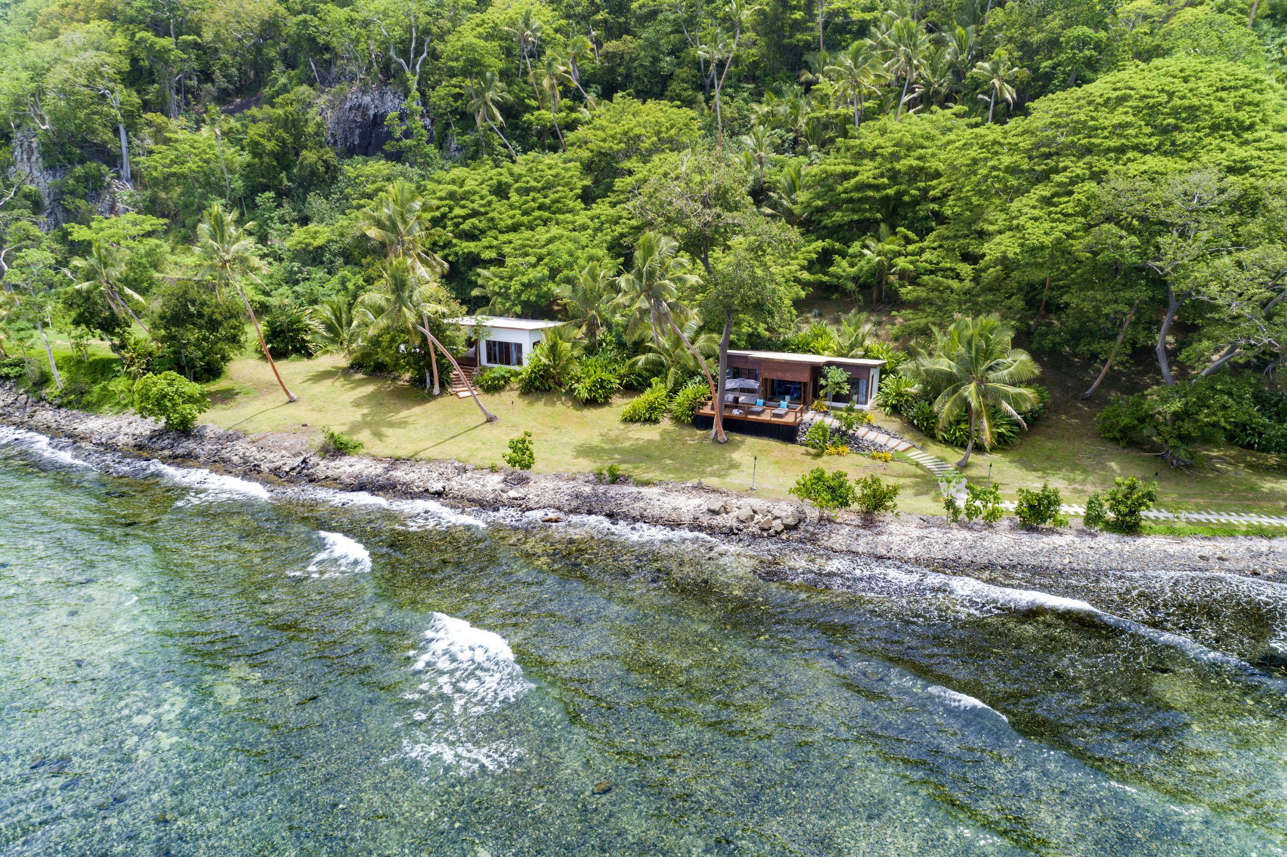 Fiji Resort - Royal Retreat Aerial