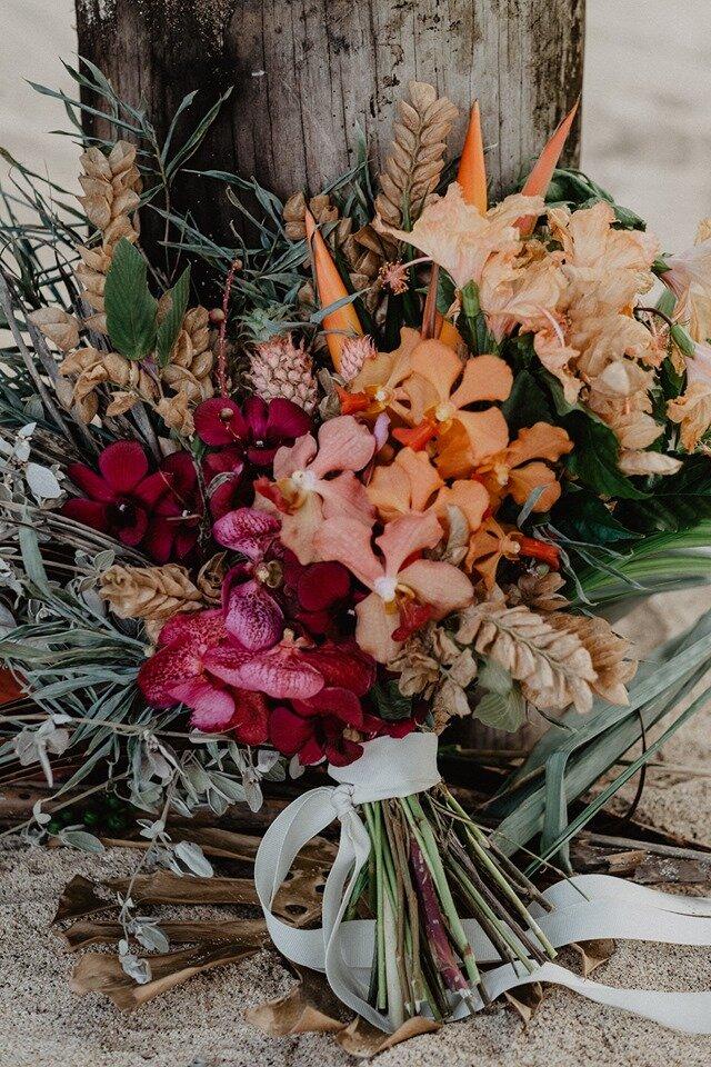 Fiji Wedding Bouquet
